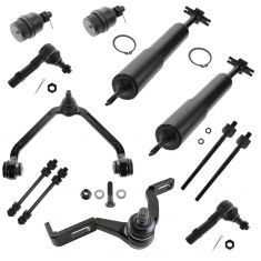 1995-02 Ford Mercury Pickup SUV Front Steering & Suspension Kit (12 Piece)