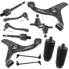 06-11 Hyundai Acent Steering & Suspension Kit (12 Piece)