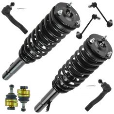 07-09 Ford Fusion, Mercury Milan V6 Steering & Suspension Kit (8 Piece)