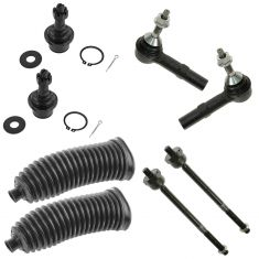 03-06 Ford Expedition; Lincoln Navigator Front Steering & Suspension Kit (8 Piece)