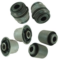 08-15 Cadillac CTS Rear Knuckle Bushing Kit (6 Piece Set)