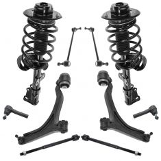 04-08 Chrysler Pacifica 10 Piece Front Steering & Suspension Kit