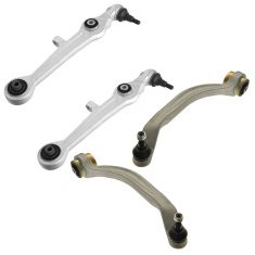 02-04 Audi; 03-05 VW Multifit Front Lower Forward & Rearward Control Arm Kit (Set of 4)