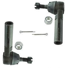 85-99 GM Multifit Outer Tie Rod End Pair