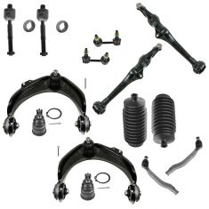 01-03 Acura 3.2CL; 99-03 3.2TL; 98-02 Honda Accord Front Suspension Kit (14 Piece Set)