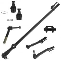 05-07 Ford F250-F550SD 4WD Front Steering & Suspension Kit (7 Piece)