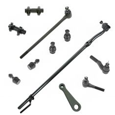80-96 Ford Bronco, F150 4WD 11 Piece Front Suspension Kit