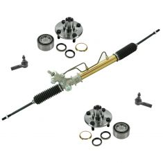 93-02 Toyota Corolla; Chevy Prizm Front Steering Kit (5pc)