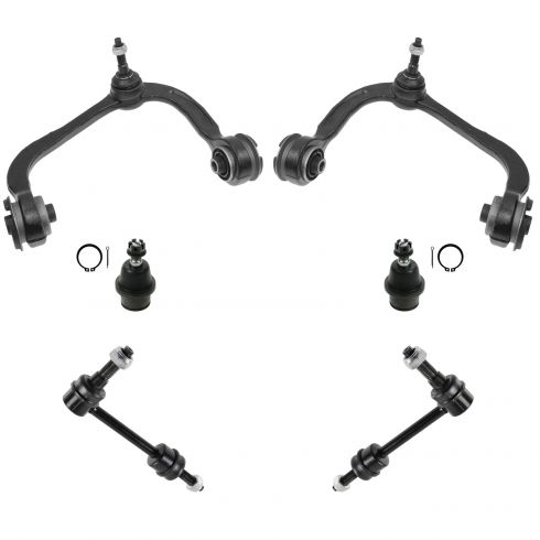 05 Ford F150 4wd Built Before 11/29/14 Front Suspension Kit (6pc)