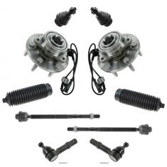 07-14 GM Full Size SUV & TruckStering & Suspension Kit (10pcs)