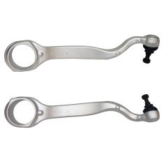 10-16 E-Class Sedan (exc 4Matic) Front Lower Rearward Control Arm w/ Ball Joint Pair