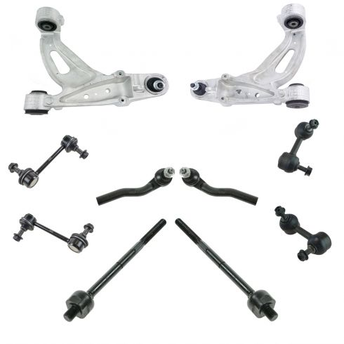 03-07 Cadillac CTS Steering & Suspension (10pcs)
