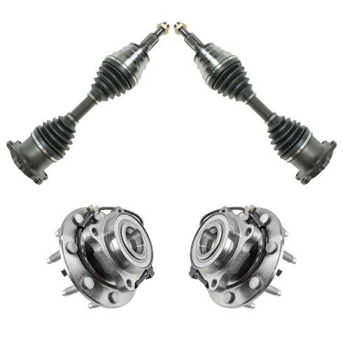 01-07 Chevy, GMC Pickup Truck SUV Steering Kit (4pcs)