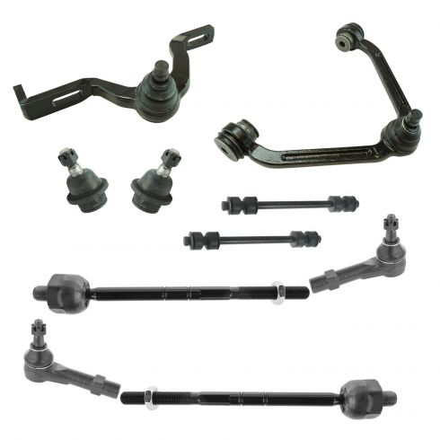 Ingalls Engineering CAK8708T Suspension Control Arm and Ball Joint Assembly