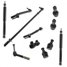 05-07 Ford F250 F350 Super Duty 4WD Front Steering & Suspension Kit (11 Piece)