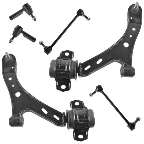 05-10 Ford Mustang Steering & Suspension Kit (6pcs)