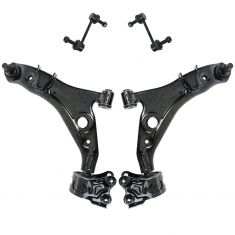07-14 Ford Edge; Lincoln MKX Front Suspension Kit (4pcs)