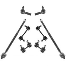 93-02 Chevy Prizm; Toyota Corolla Steerng & Suspension Kit (8pcs)