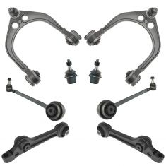 05-17 Chrysler 300 RWD; 11-17 Challenger; Charger Control Arm & Ball Joint Kit (8pcs)
