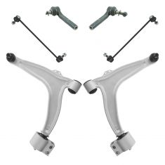 03-09 Saab 9-3 Steering & Suspension Kit (6pcs)