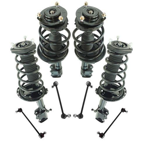 13-14 Toyota Venza AWD Front & Rear Suspension Kit (8pcs)