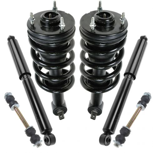 07-13 Chevy Silverado 1500, GMC Sierra 1500 Suspension Kit (6pcs)