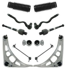 99-06 BMW 3 Series; 03-08 Z4 2WD Front Suspension Kit (12 piece)