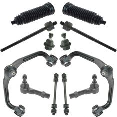 98-11 Ford Ranger, Mazda PU 2wd w/Coil Spring Suspension Kit Front (12pc)