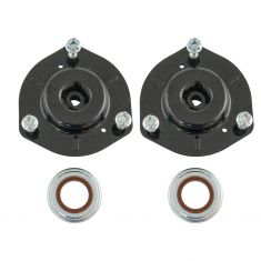 07-12 ES350; 06-12 Avalon; 07-11 Camry; 08-13 Highlander; 09-15 Venza Front Upper Strut Mount Pair