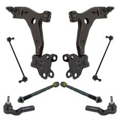 13-15 Ford Escape Front Steering & Suspension Kit (8pc)