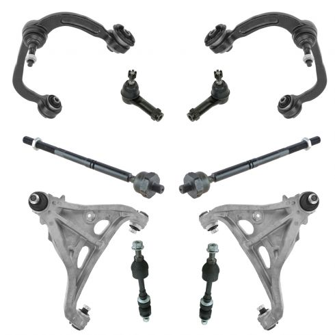 05-08 Ford F150; 06-08 Lincoln Mark LT 2WD Front Steering & Suspension Kit (10pc