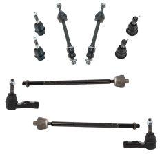 13-17 Ram 1500 Front Steering & Suspension Kit (10pc)