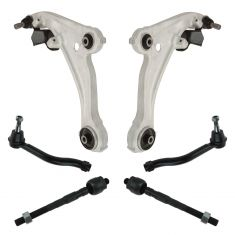 07-12 Nissan Altima; 13 Altima Coupe Front Steering & Suspension Kit (Set of 6)