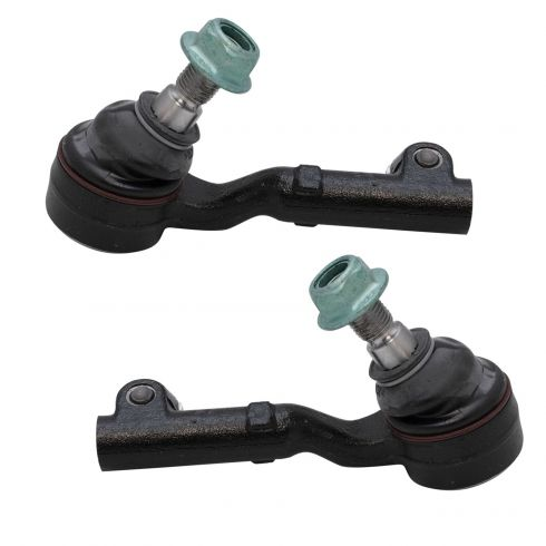 07-13 BMW 3-Series AWD Front Outer Tie Rod Pair