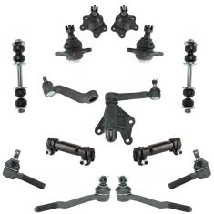 86-89 Toyota 4Runner, Pickup 4WD Front Steering & Suspension Kit (14 Piece)