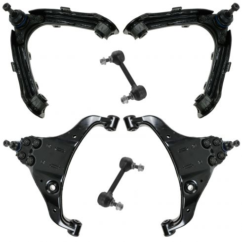 04-12 Canyn, Colorado; 06-08 i-Series 2WD (exc Z71) Front Suspension Kit (6pc)