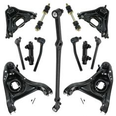 82-96 Buick; 84-96 Cadillac; 82-96 Chevy Multifit Steer Suspension Kit (13pc)