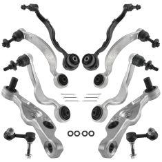 07-08 Lexus LS460; 09-12 LS460 RWD Front Suspension Kit 10pc