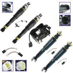00-06 Chevy GMC Cadillac Full Size SUV Complete Air Suspension Kit