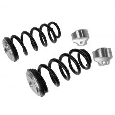 03-09 MB E-Class SW (w/Rear Level) Rear Air Suspension to Coil Spring Conversion Kit (ARNOTT)