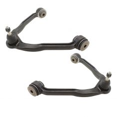 99-07 Chevy GMC Truck; 03-08 Van Upper Control Arm w/Ball Joint LH & RH Pair  (Moog)