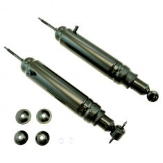 95-09 Buick Cadillac Olds Pontiac FWD Rear Shock Absorber Pair (KYB)