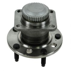 Wheel Bearing and Hub Assembly Front