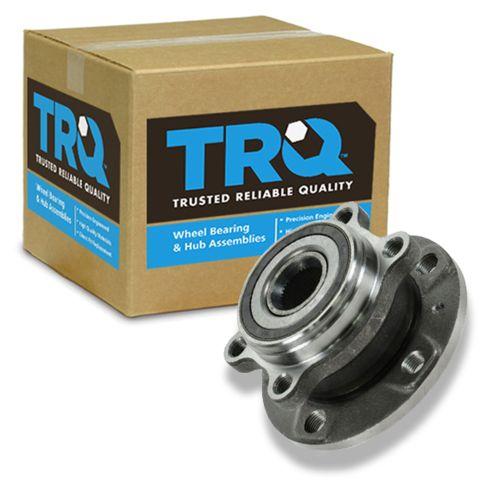 For Audi S3 TFSi 8P 2003-2013 2x Front Hub Wheel Bearing Kit 3 Bolts Pair Lh Rh