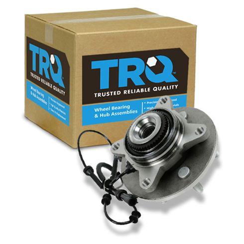 04-(thru 11/28/04) Ford F150 New Body 6 Stud 4WD Front Wheel Bearing & Hub LF = RF