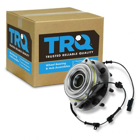 11-12 Ford F350SD (w/4WD & DRW) Front Wheel Bearing & Hub Assy LF = RF