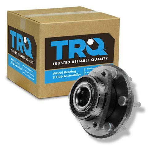 07-13 Acadia; 08-14 Enclave; 07-10 Outlook; 09-12 Traverse Front Wheel Bearing & Hub Assy LF = RF