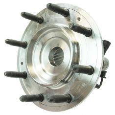 11-16 Chevy 3500 Front Wheel Hub & Bearing Assembly LH = RH