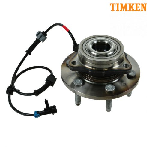 TKSHF00022-Chevy GMC Cadillac Front Wheel Bearing & Hub Assembly