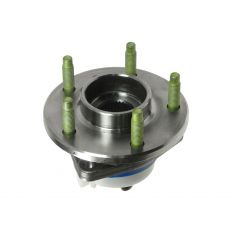 01-11 GM Midsize w/ABS Front Hub & Bearing (w/Plastic Sensor Wire Clip) (Timken)